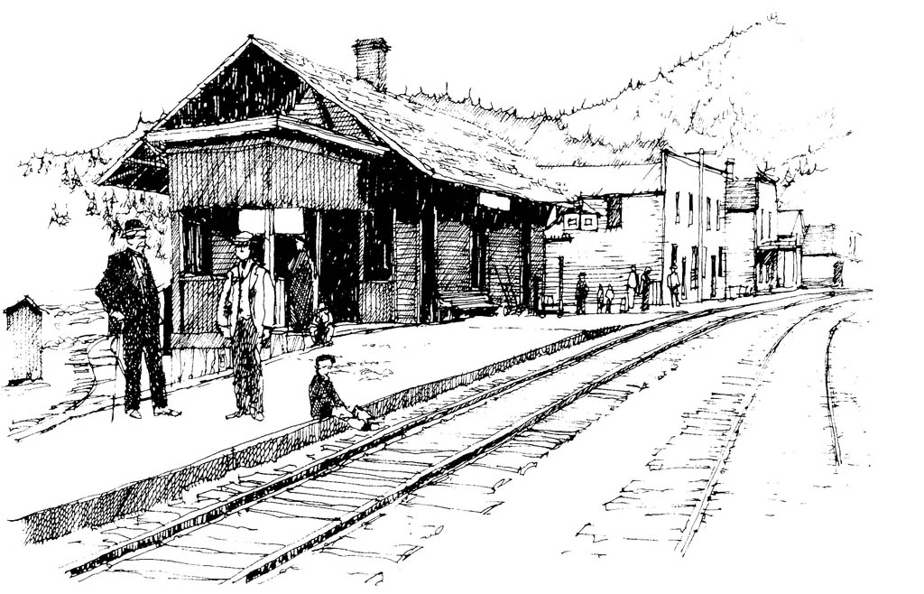 Buffalo depot for Depot hamburg